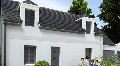 Modeles Plans De Maisons A Etage Maisons Com