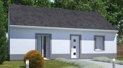 Modèles Plans De Maisons Plain Pied Maisons Com