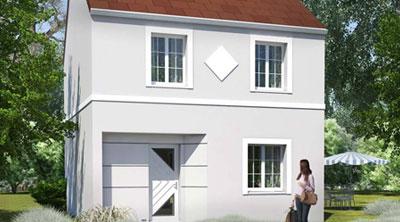 Modèles & plans de maisons R+1 - Maisons.com