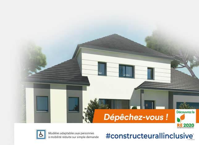 Constructeur de maisons all inclusive
